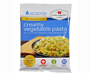 WISE FOOD COMIDA PREPARADA 4 SERV CREAMY VEGETABLE PASTA